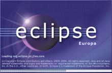Eclipse Splash Screen